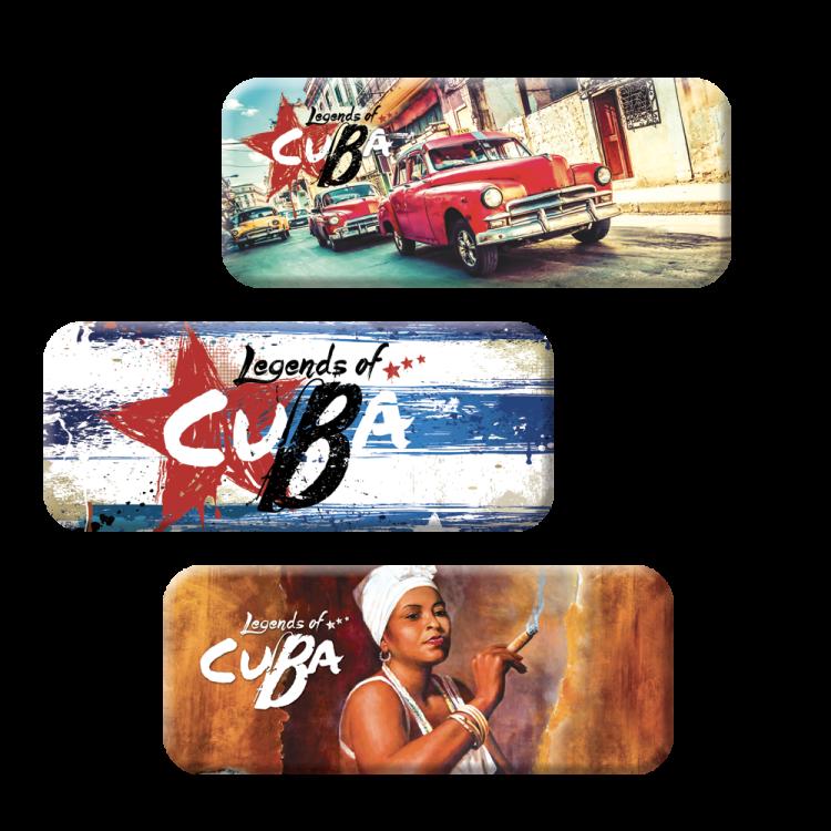 Minibox Cuba