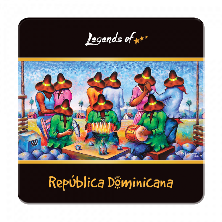 LegendsBox Dominicana